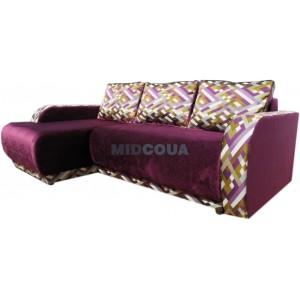Угловой диван Барселона 2